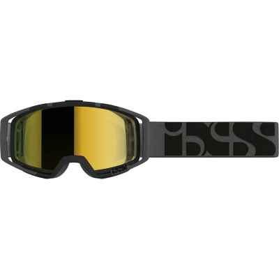 IXS Trigger Goggle 2019 White-Mirror Silver
