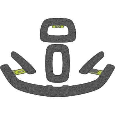 IXS Trigger FF Helmets Pad Kit 2020 One Size