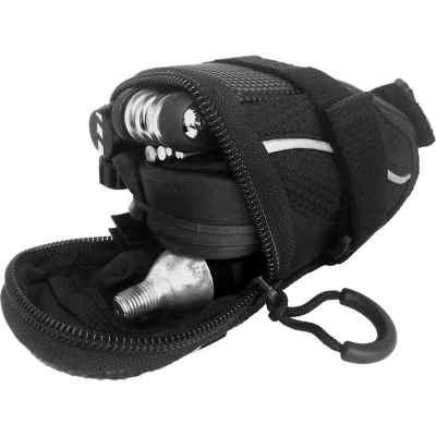 LifeLine Loaded Stash Saddle Bag With Tools & CO2