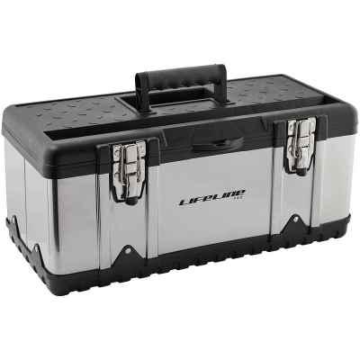 LifeLine Pro Stainless Steel Hard Case