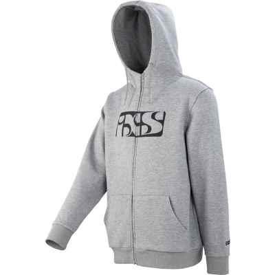 IXS Brand Hoody 2020 Grey L