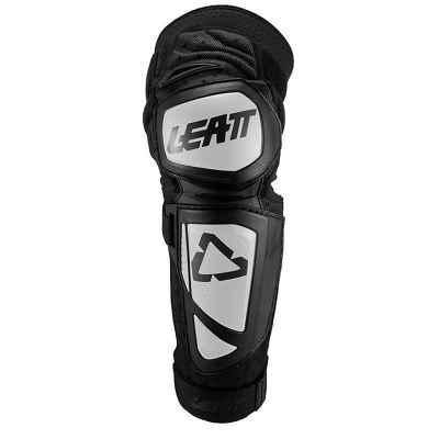 Leatt Junior Knee Guard EXT White-Black One Size