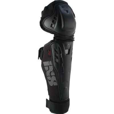 IXS Hammer Knee-Shin Guard Black L