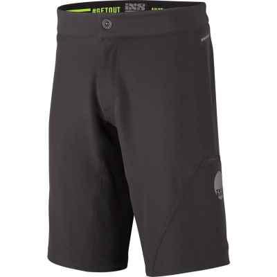 IXS Carve Evo Shorts Black XXL