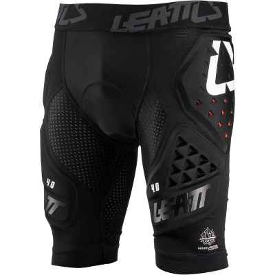 Leatt Impact Shorts 3DF 4.0 Black M
