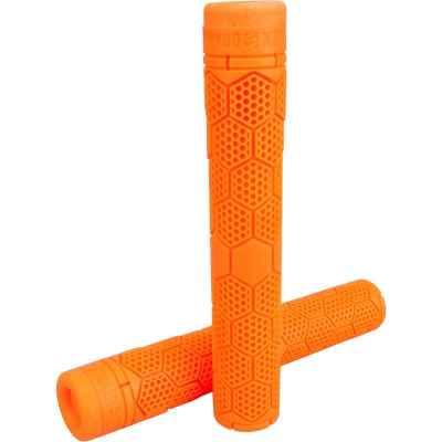 Stolen Hive Flangeless Grips Neon Orange