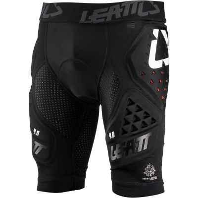 Leatt Impact Shorts 3DF 4.0 Black S