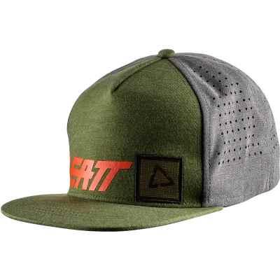 Leatt Mesh Cap Green-Black L-XL-XXL
