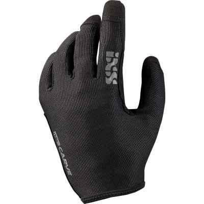IXS Carve Gloves Black S