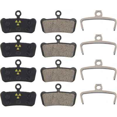 Nukeproof Avid SRAM X0 Trail Guide Brake Pads Black Sintered