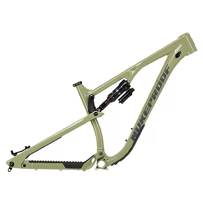 Nukeproof Reactor 290 Alloy Mountain Bike Frame 2021 Artichoke Green M