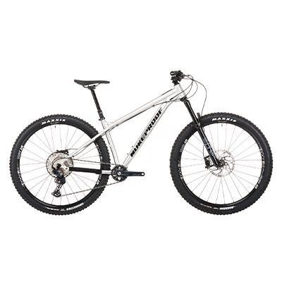 """Nukeproof Scout 290 Pro Bike (SLX) 2021 Brushed Alloy L 29"""""""