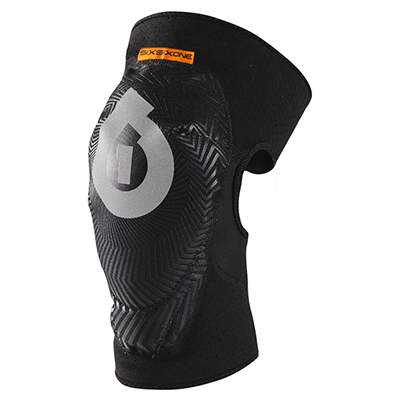 SixSixOne Comp AM Knee Guards Black M