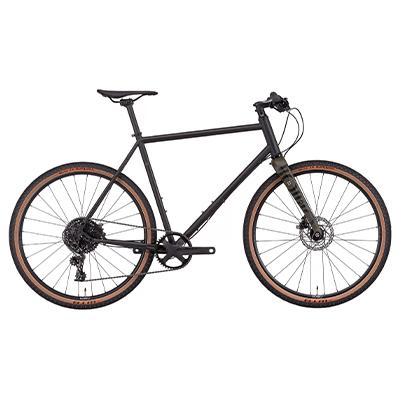 Rondo Booz ST Urban Bike 2020 Military Green-Black M 650b