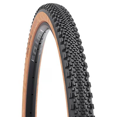 WTB Raddler TCS Light Rolling Tyre Tan Sidewall 700c 45c