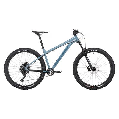 "Nukeproof Scout 275 Race Bike (Deore10) 2021 Overcast Blue S 27.5"""