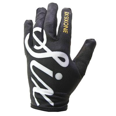 SixSixOne Comp Glove 2019 Black Script XL