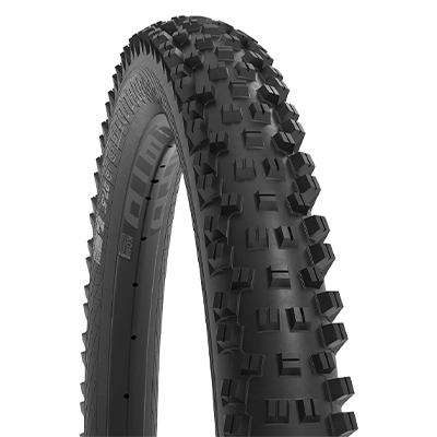 "WTB Vigilante 2.6 Tough High Grip TT Tyre Black 27.5"" (650b) 2.6"" Folding Bead"