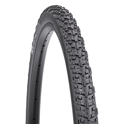 "WTB Nano TCS Fast Tyre (Dual DNA-SG2) Black 700c 1.6"" 120tpi"