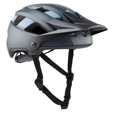 Brand-X EH1 Enduro MTB Cycling Helmet Slate Blue L