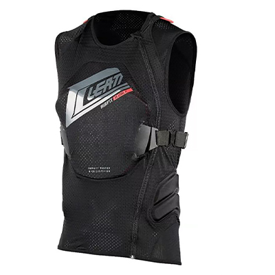 Leatt Body Vest 3DF AirFit Black L-XL