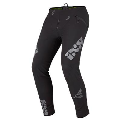 IXS Trigger Pants Black-Graphite XXL