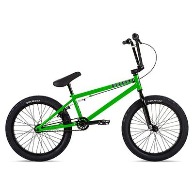 """Stolen Casino 20"""" BMX Bike 2021 Gang Green"""