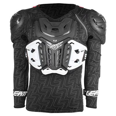 Leatt Body Protector 4.5 Black S-M