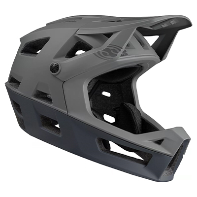 IXS Trigger FF Helmet 2019 Graphite M-L