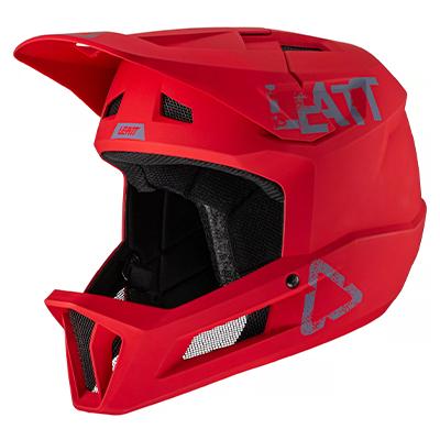 Leatt MTB 1.0 Helmet DH 2021 Chilli S
