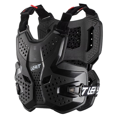 Leatt Chest Protector 3.5 Black One Size