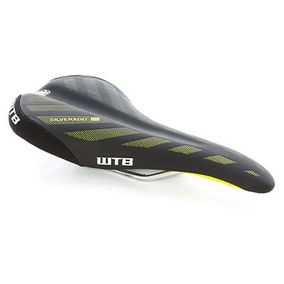 WTB Silverado Test Ride 133 Saddle Black Yellow