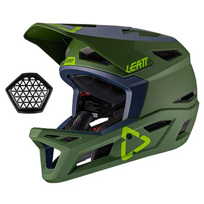 Leatt MTB 4.0 Helmet 2021 Cactus XL