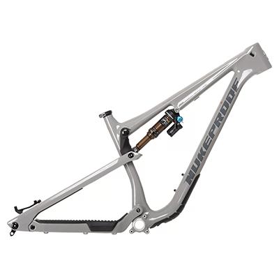 Nukeproof Reactor 290 Carbon Mountain Bike Frame 2021 Concrete Grey XL