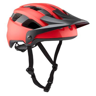 Brand-X EH1 Enduro MTB Cycling Helmet Red Black M