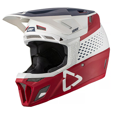 Leatt MTB 8.0 Helmet 2021 Chilli XL