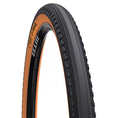 WTB Byway TCS Gravel Tyre Black - Tan Sidewall 650b 47c