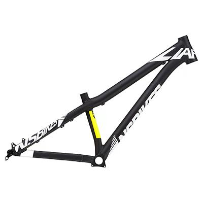 NS Bikes Liar Frame 2019 Flat Black