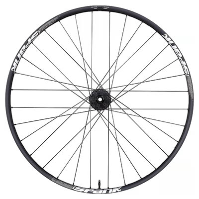 "Spank SPANK 350 Rear Wheel Black 27.5"" (650b) 148mm XD"