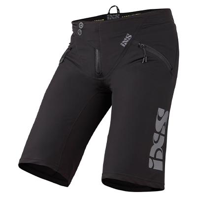IXS Trigger Shorts Black-Graphite XXL