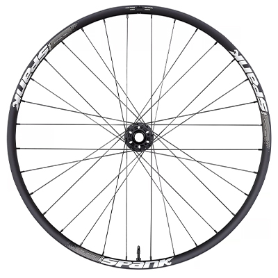 "Spank SPANK 359 Front Wheel Black 29"" 110mm"