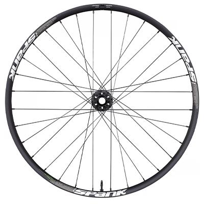"Spank SPANK 359 Vibrocore™ Front Wheel Black 27.5"" (650b) 32H"