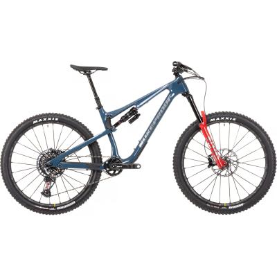 """Nukeproof Reactor 275 RS Carbon Bike (X01 Eagle) 2021 Bottle Blue S 27.5"""""""