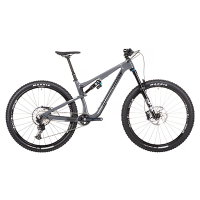 Nukeproof Reactor 290 Elite Carbon Bike (SLX) 2021 Bullet Grey XL 29""