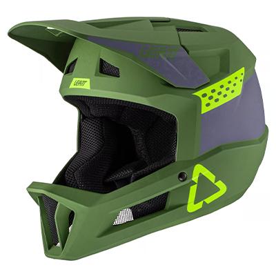 Leatt MTB 1.0 Helmet DH 2021 Cactus L