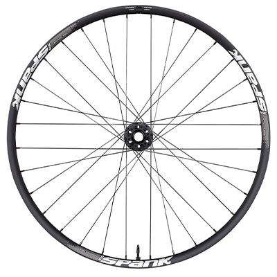 "Spank SPANK 359 Front Wheel Black 27.5"" (650b) 100mm"