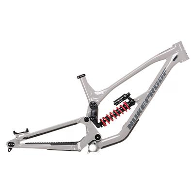 Nukeproof Dissent 275 Alloy Mountain Bike Frame 2021 Concrete Grey M