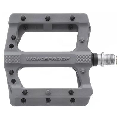 Nukeproof Neutron EVO Flat Pedals Grey