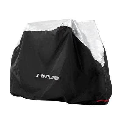 LifeLine Waterproof Single Bike Cover