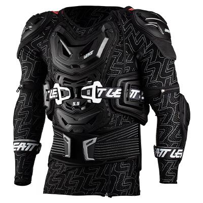 Leatt Body Protector 5.5 Black XXL 184-196cm